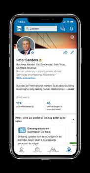 linkedin psps phone profile